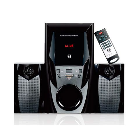 Mini System 2.1 Bluetooth C3TECH sp-365b