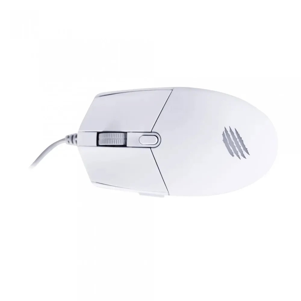 Mouse Gamer Oex Orium MS323 Branco Usb