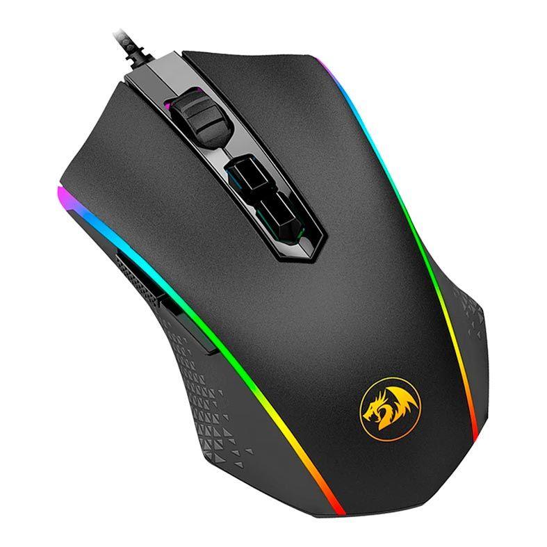 Mouse Gamer Redragon Memeanlion Rgb M710