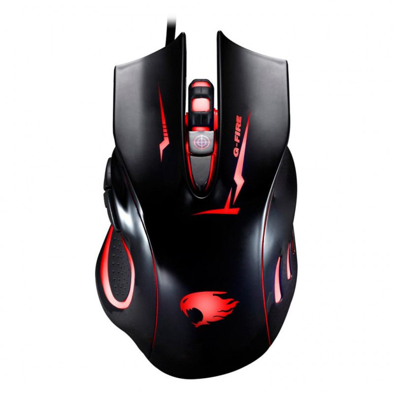 Mouse Gamer Usb G-FIRE mogt2