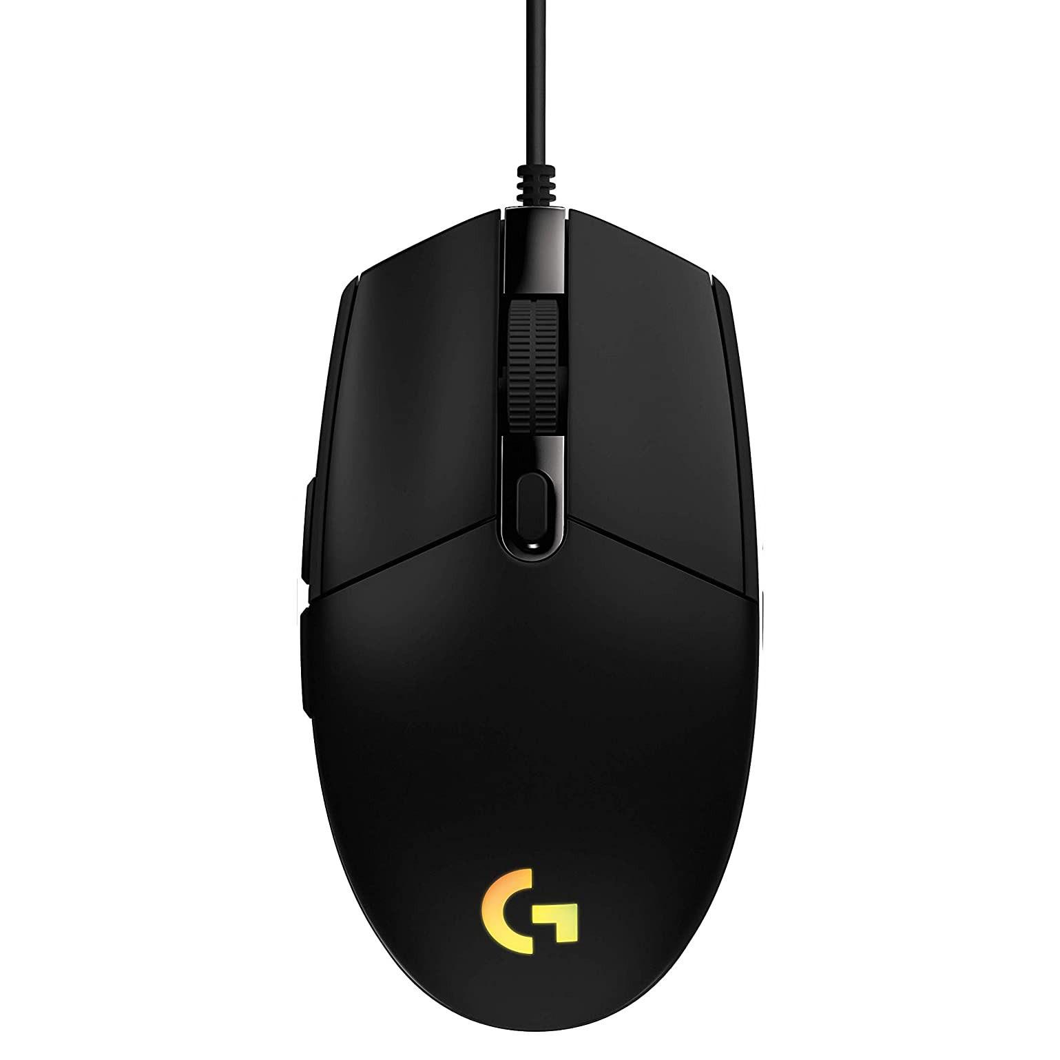 Mouse Logitech G203 Lightsync RGB