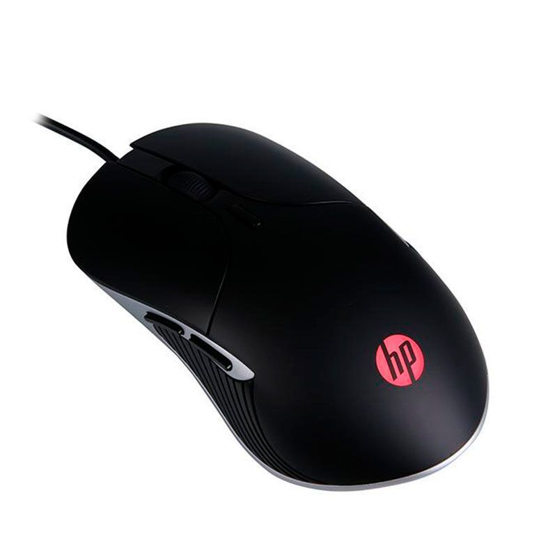 Mouse Óptico Gamer HP Usb M280 Preto