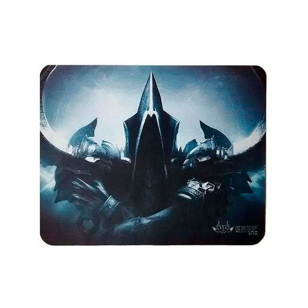 Mousepad Gamer Knup 210x260x3mm Kp-s03