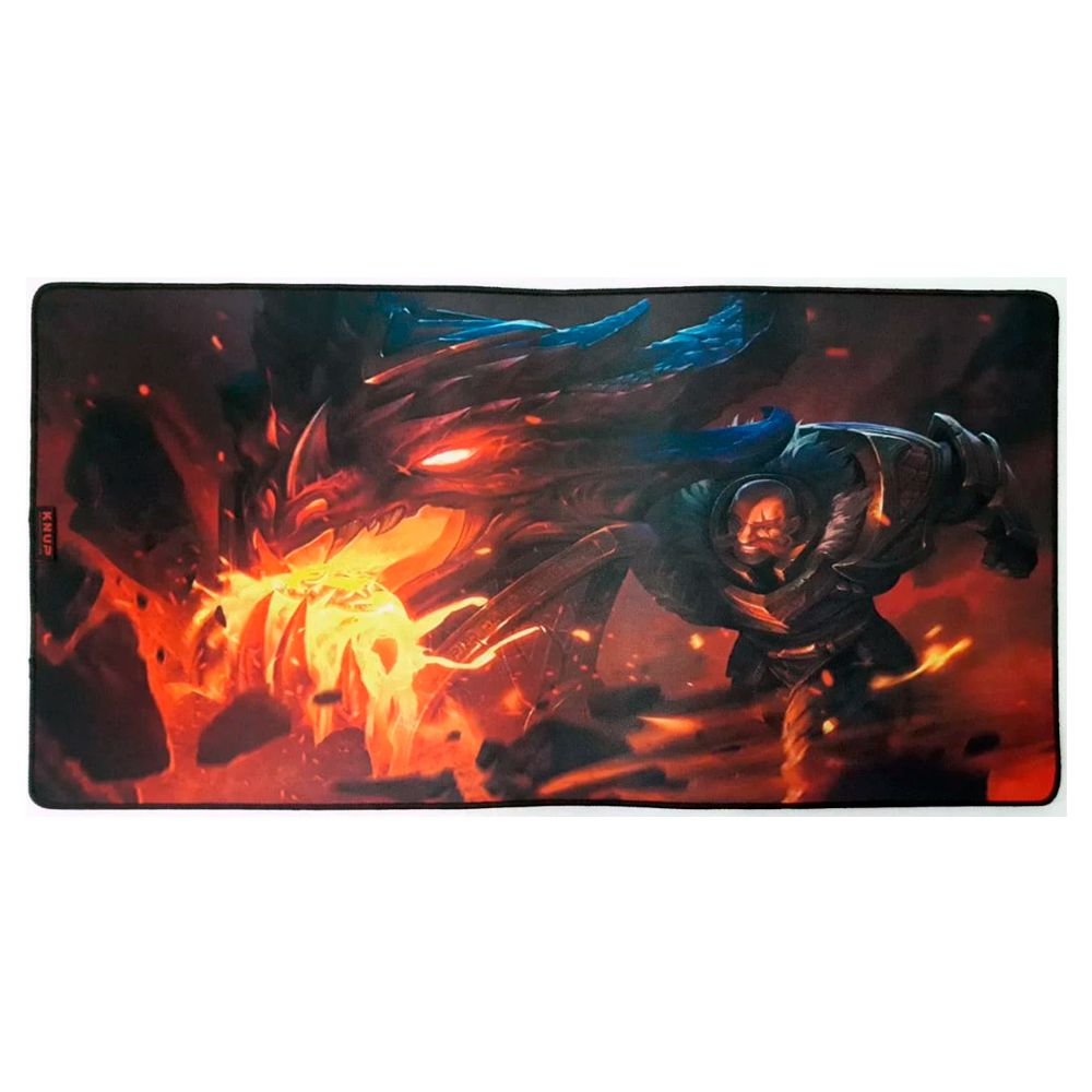 Mousepad Gamer Knup 800x400x3mm Kp-s09