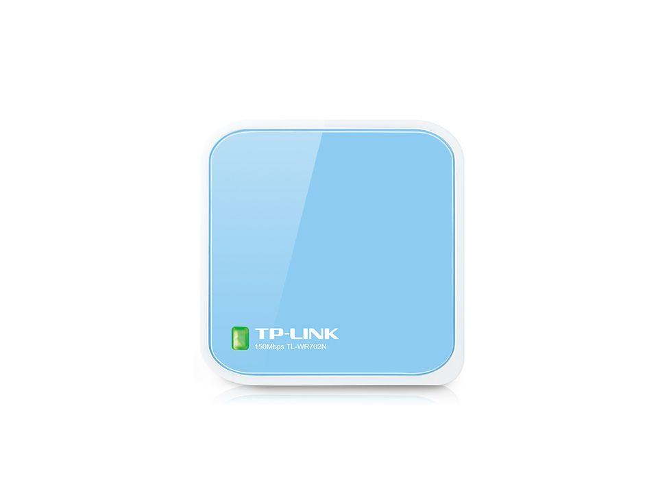 Nano Roteador 150mbps TP-LINK tl-wr702n
