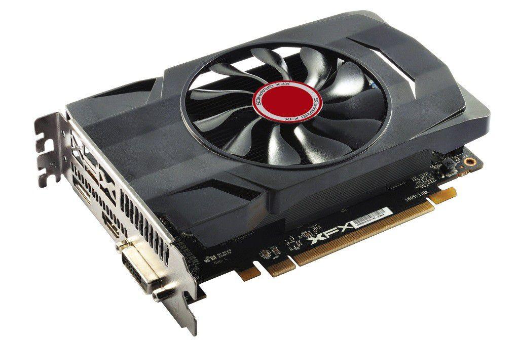 Placa de Vídeo 4gb Gddr5 XFX Radeon RX 550