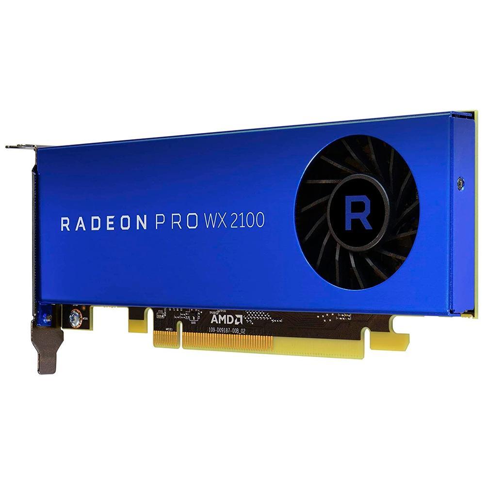 Placa de Vídeo AMD Radeon Pro Wx 2100 2GB Gddr5