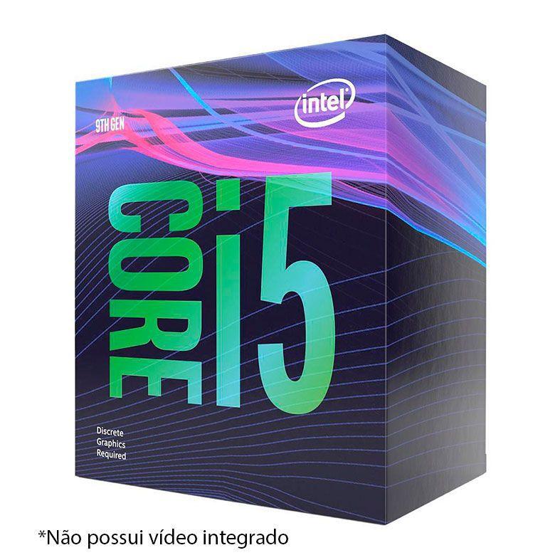 Processador Intel Core i5-9400F 9M 2.9ghz 9mb Sem Video Integrado