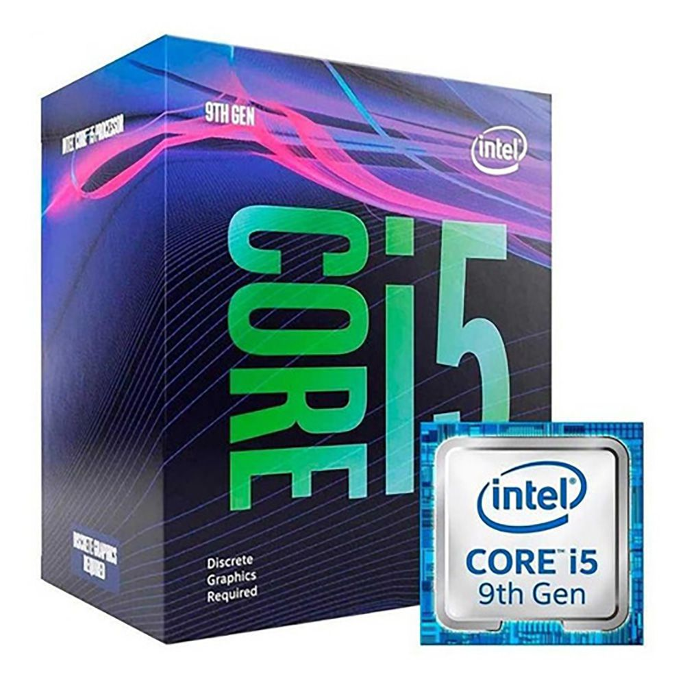 Processador Intel Core i5-9400F 9M 2.9ghz 9mb Sem Vídeo Integrado