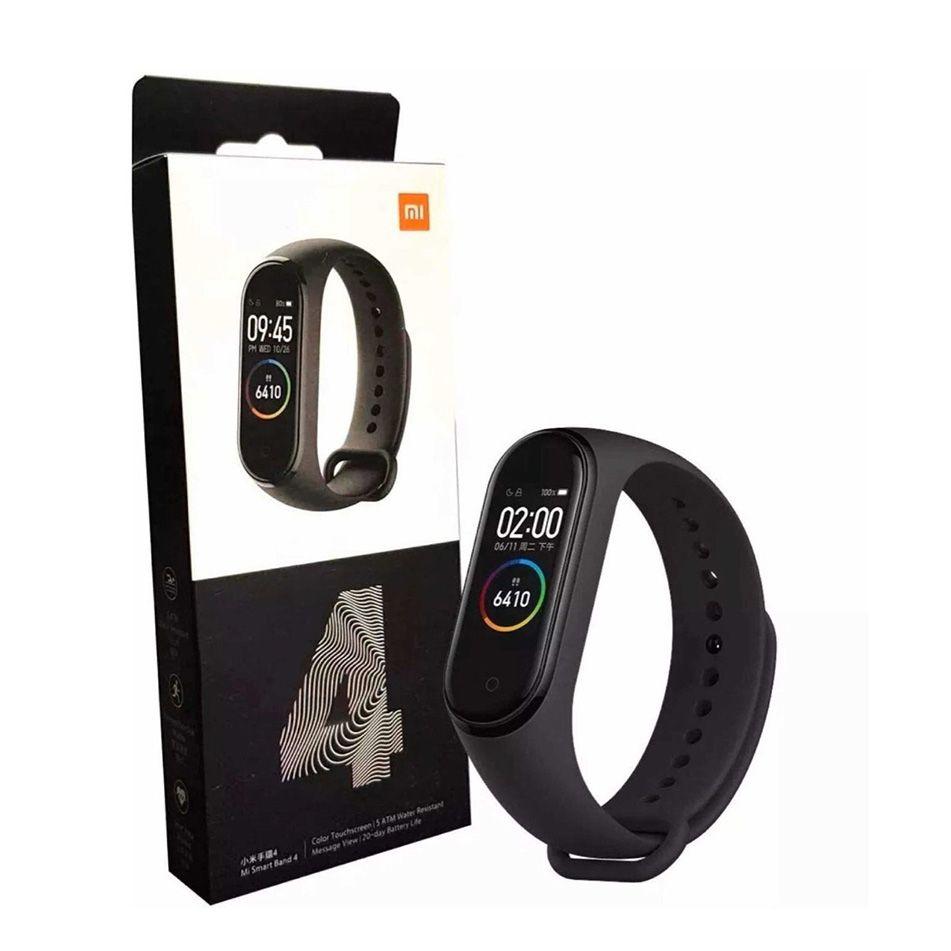 Smartband Xiaomi Mi Band 4