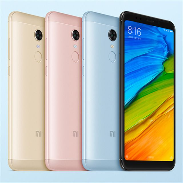 Smartphone Xiaomi Redmi 5 Plus 64GB