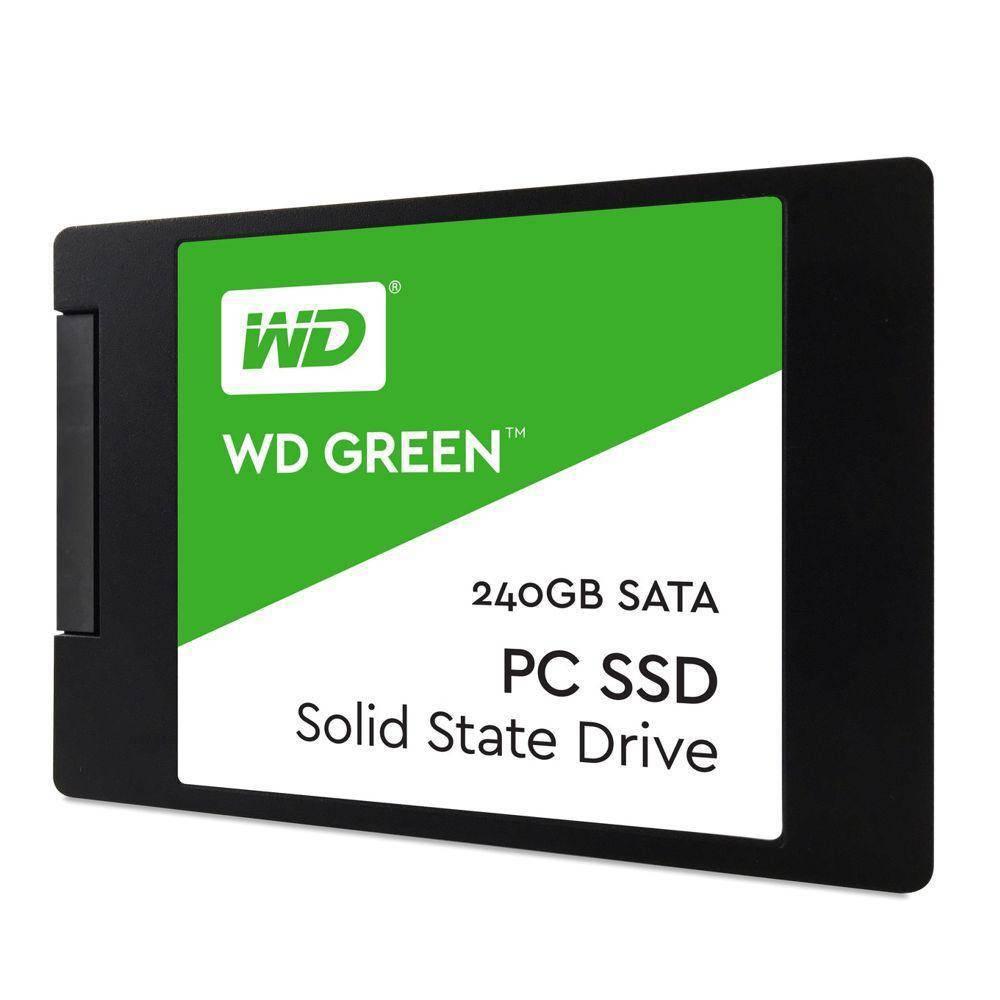 Ssd 240gb Western Digital wds240g2g0a