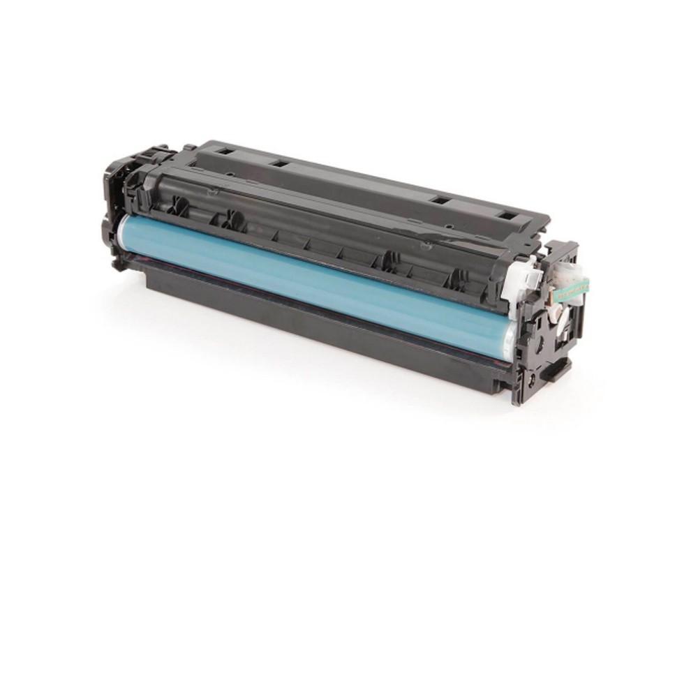 Toner Compatível HP cf381a Ciano
