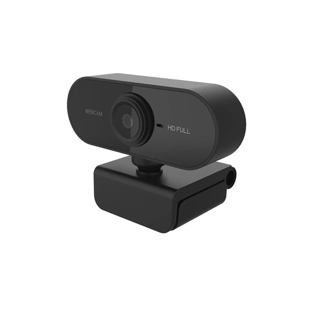 Webcam Full HD 1080p USB com Microfone