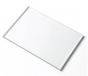 Chapa de Policarbonato Compacto Cristal 1mm