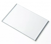 Chapa de Policarbonato Compacto Cristal 2mm