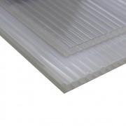 Policarbonato Alveolar Cristal Refletiva 6mmx1050mmx6000mm