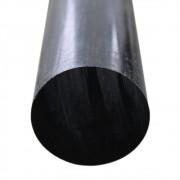 Tarugo Polietileno Preto 32mmx1000mm