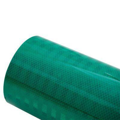 3M Vinil Refletivo Alta Intensidade Prismática 3937 - Verde