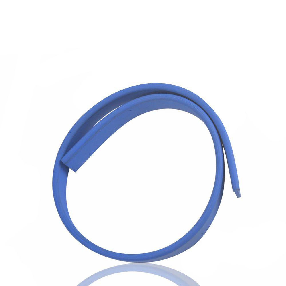 Borracha Endurecida p/ Rodo Azul
