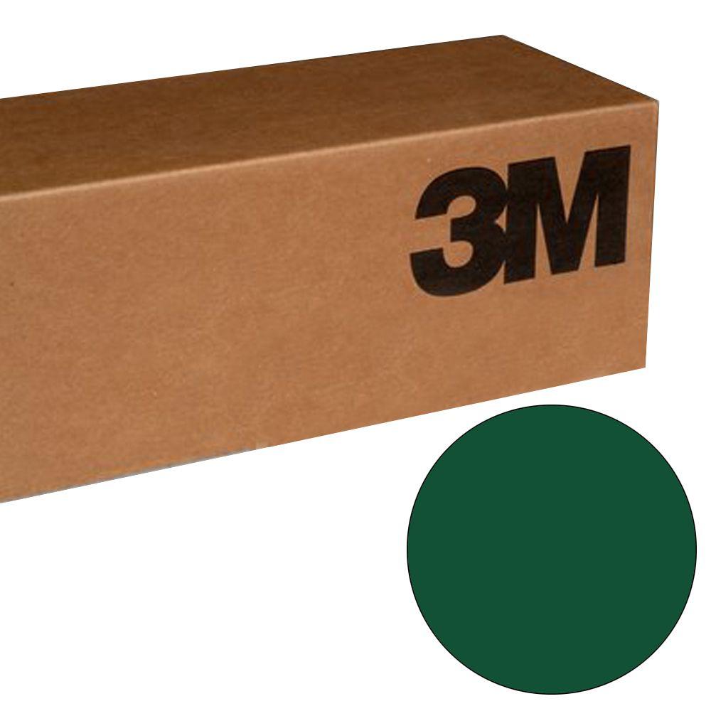 BR6300 Vinil 3M Verde Escuro Scotchcal BR6300-67 1,22mtsx50mts