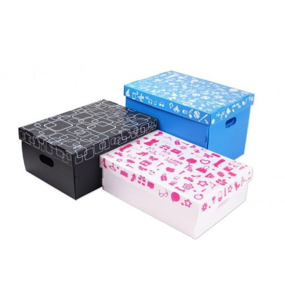Caixa Organizadora NEW BOX Desmontável Natural