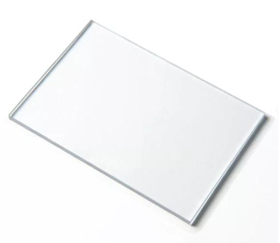 Chapa de Policarbonato Compacto Cristal 4mm