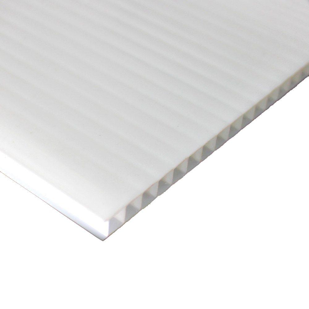 Chapa Policarbonato Alveolar 10mm