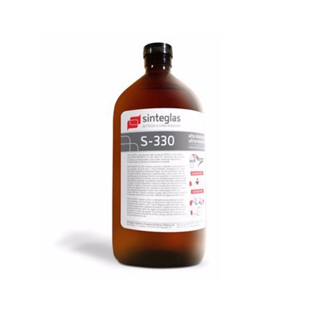 Cola Acrílica S-330 1L