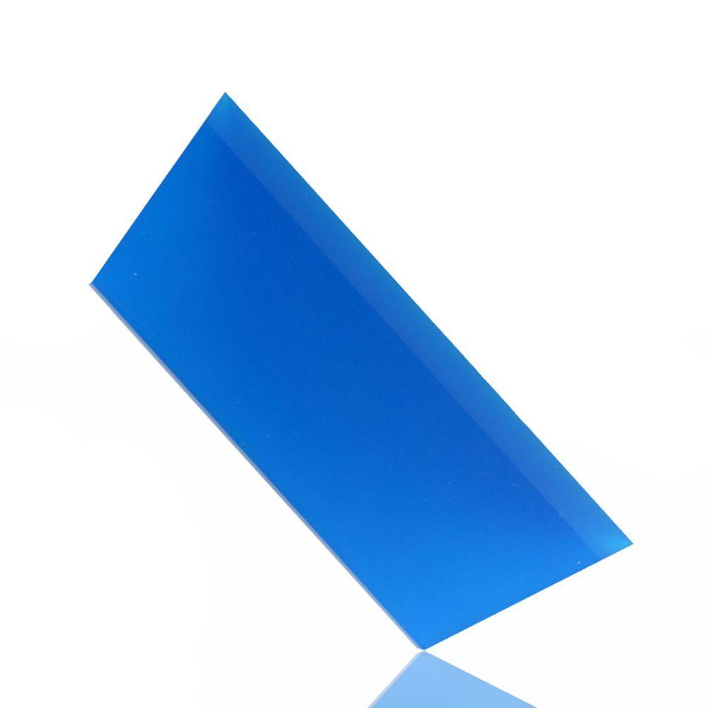 Espátula Emborrachada Azul