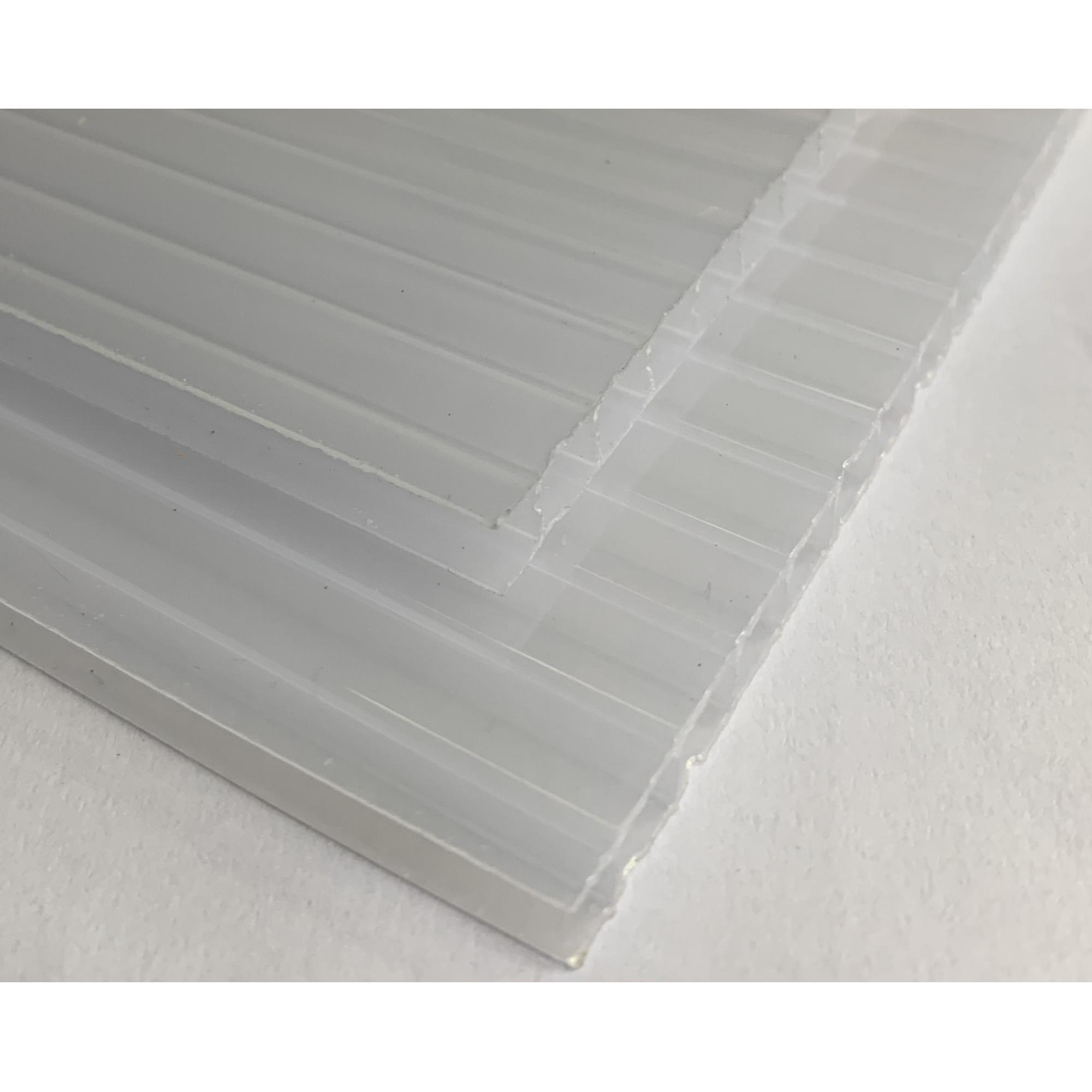 Policarbonato Alveolar Refletiva HeatblocOuro 6x1050x6000mm