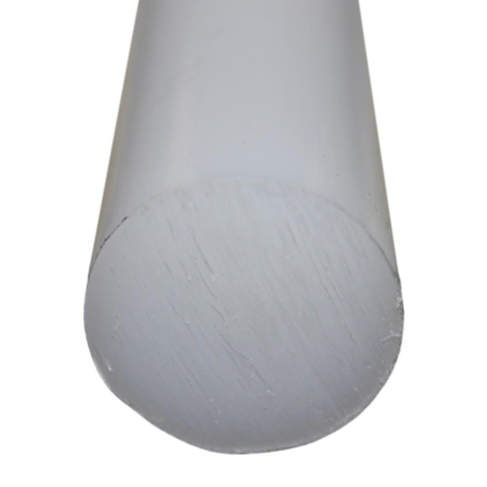Tarugo Polipropileno Natural 45mmx1000mm