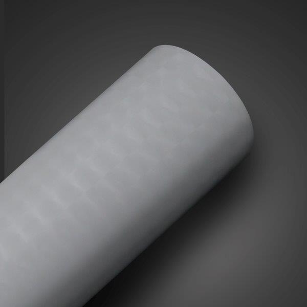 Vinil Adesivo 3D Transparente Larg. 1,22MT