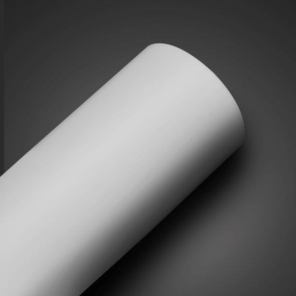 Vinil Adesivo Fix Color Branco Fosco 0,10