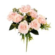 Buquê de rosas - X7 - 30cm