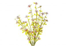 Flor de Campo -  43cm altura X 12cm Largura