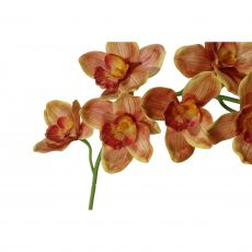 Flor de orquídea Cymbidium X7 - 75cm