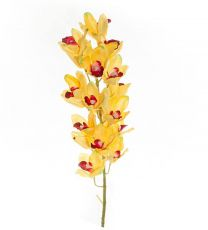 Flor de Orquídea - X20 -  85cm altura X 15cm Largura