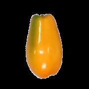 Mamão - 10cm Altura X 8cm Largura