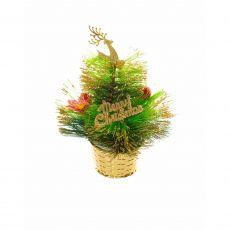 Mini Árvore de Natal com Rena