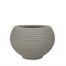 Vaso Bromélia 32×32cm Granito Pedra