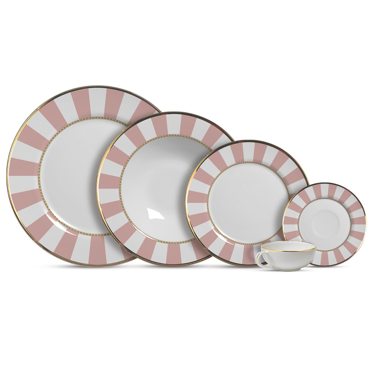 Pink Strip - 20 Peças
