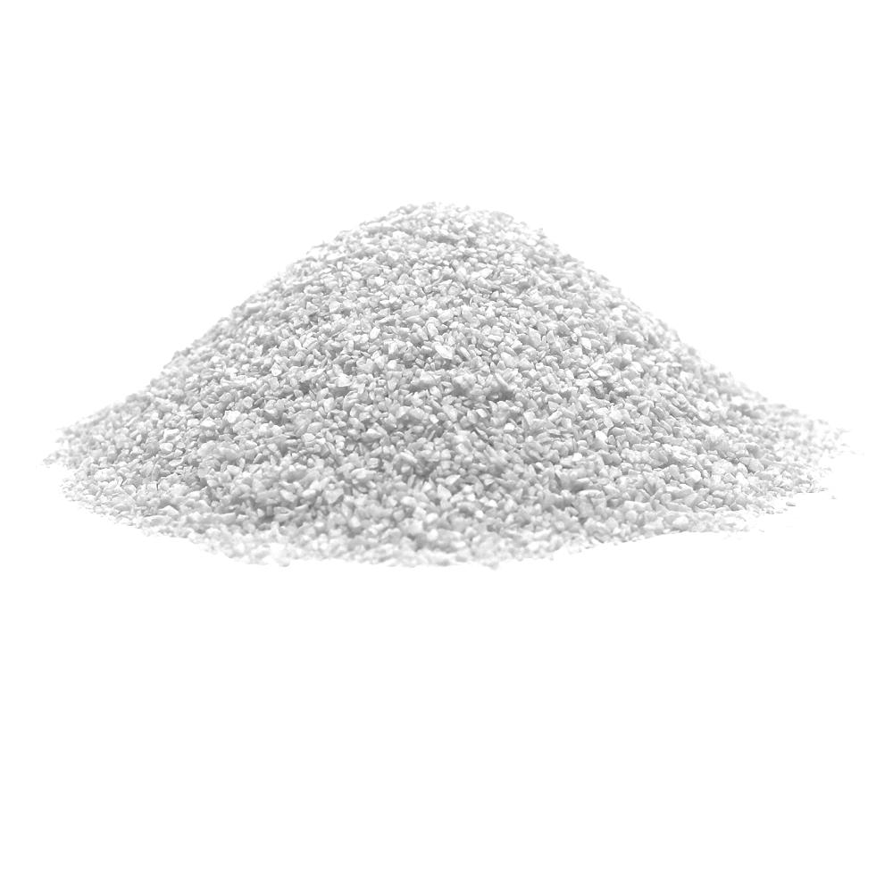 Areia Granitina Branca P/Decoração - 720G