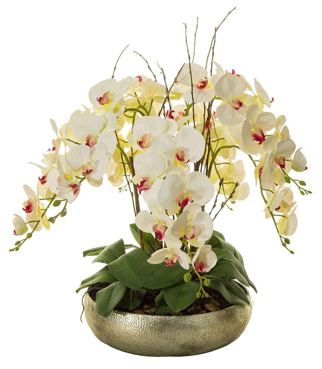 Arranjo De Orquídea - 60Cm