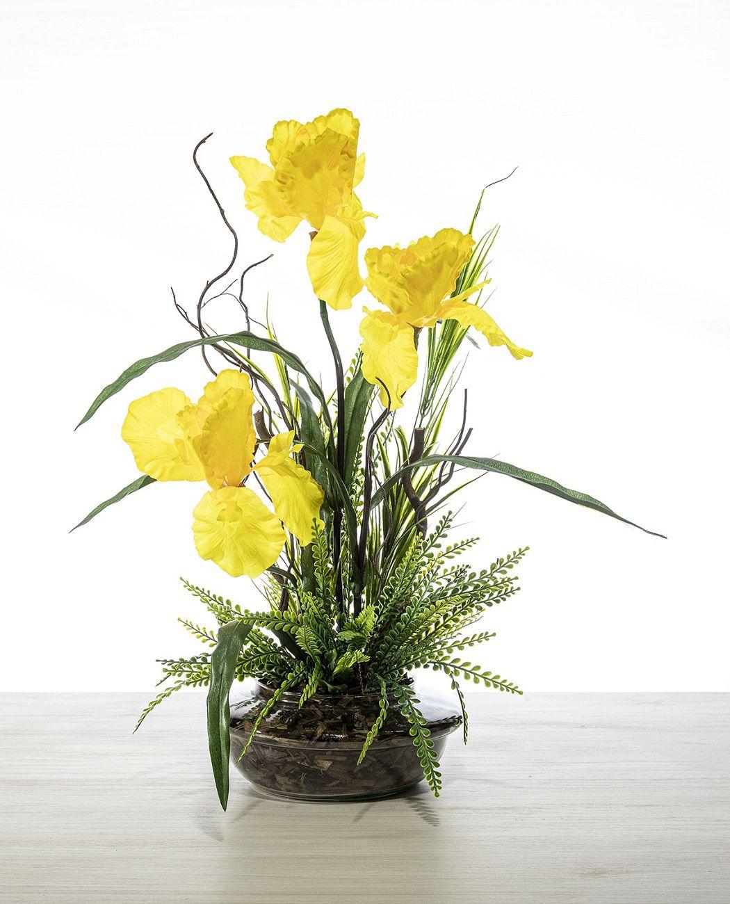 Arranjo De Orquídea - 65Cm