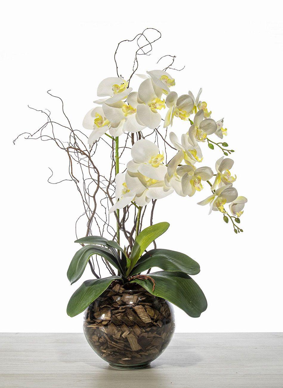 Arranjo De Orquídea - 70Cm
