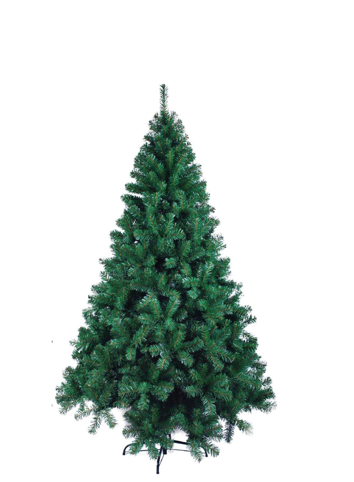 Árvore Natalina Verde C/120 Galhos  -  1,20 M