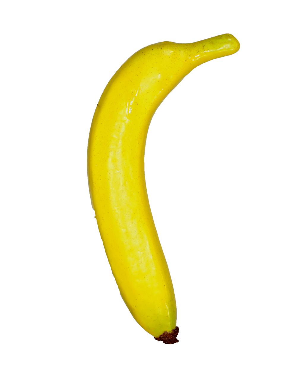 Banana - 20cm Altura X 4,30cm Largura