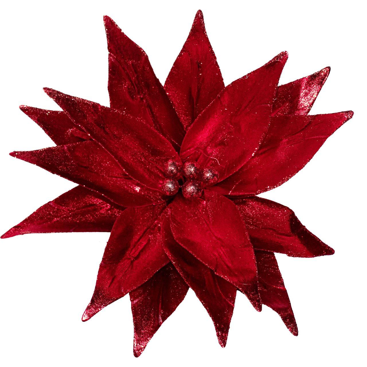 Flor Bico De Papagaio Vermelho - 46 Cm