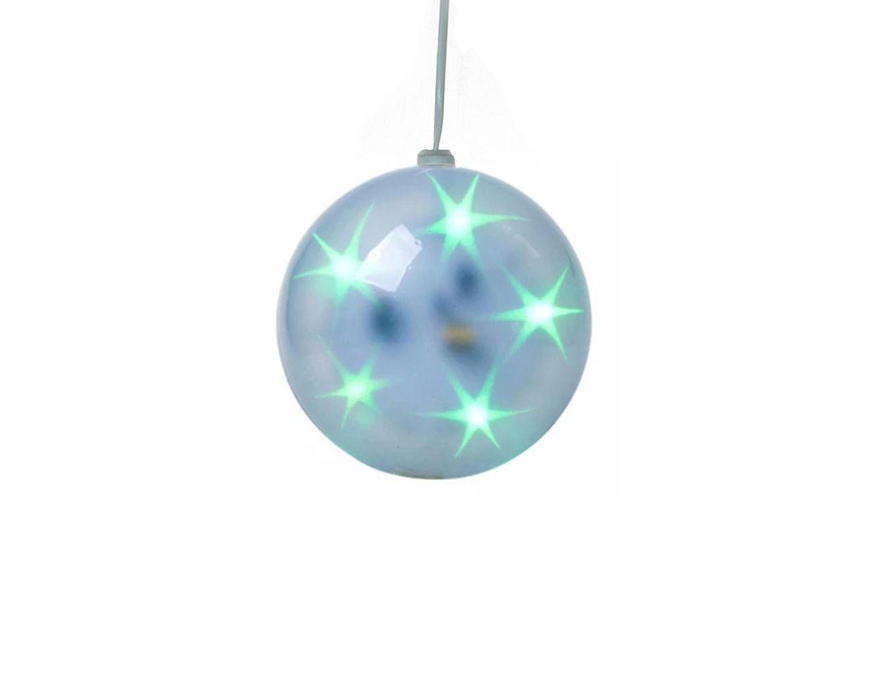 Bola De  Led Decorativa - 15 Cm